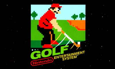 NES Golf - Nintendo Switch