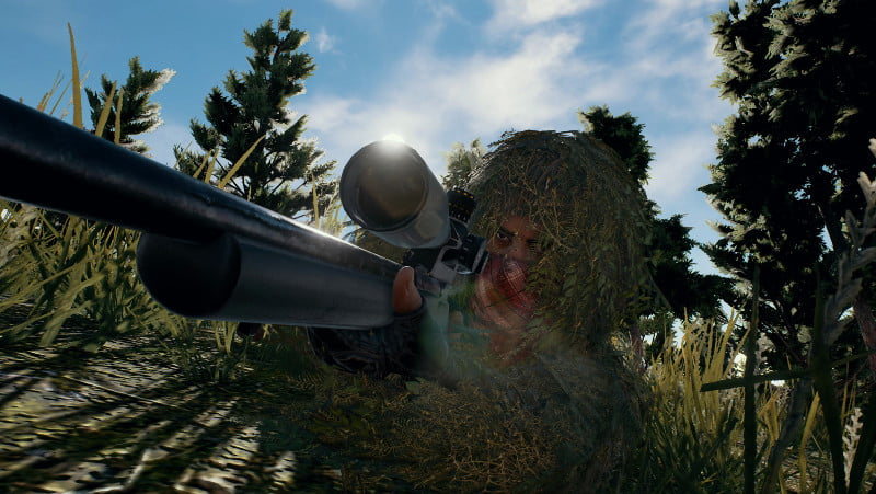 Vaulting and Climbing Test Servers Arrive for PUBG in Early November