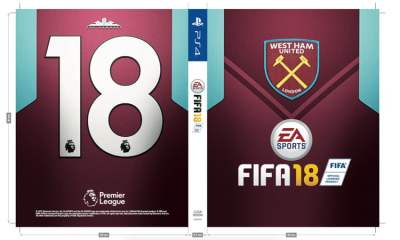 FIFA 18 Club Covers