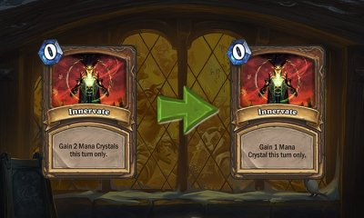 Hearthstone - Update 9.1
