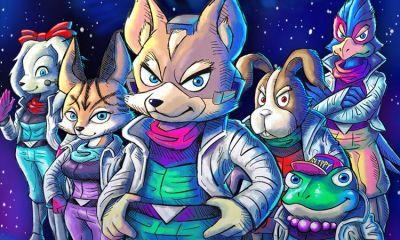 Star Fox 2 - manual