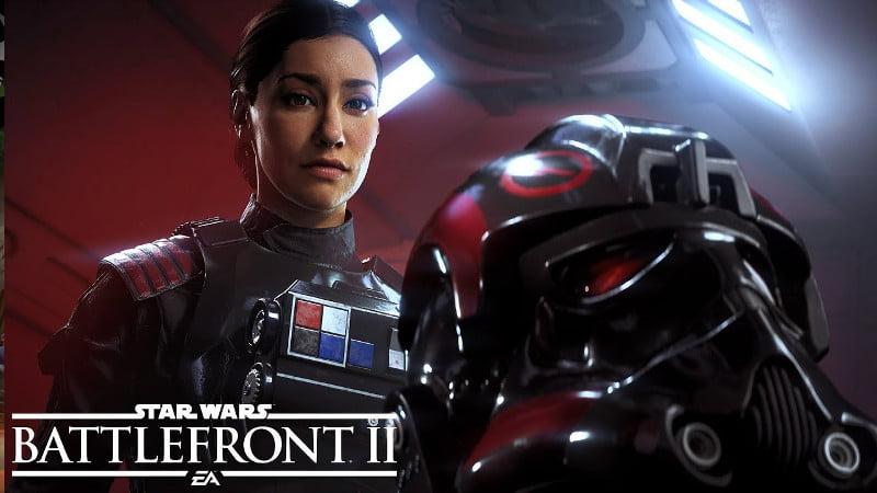 EA Star Wars Battlefront II story trailer