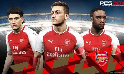 PES 2018 - Arsenal
