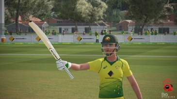 Ashes Cricket gameplay