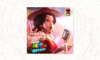 Super Mario Odyssey - Jump Up Superstar cover
