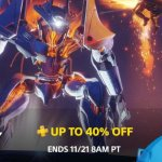 PlayStation Store Black Friday Sales Early Access
