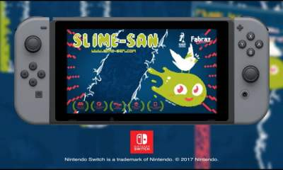 Slime-san Nintendo Switch demo