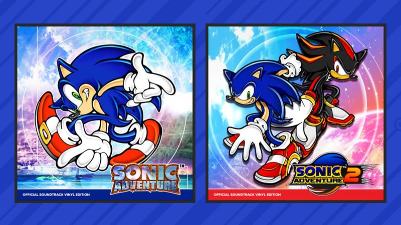 sonic adventure soundtracks to get vinyl release thumbsticks