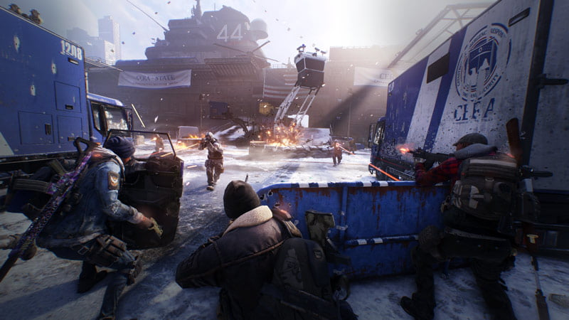 The Division - Resistance