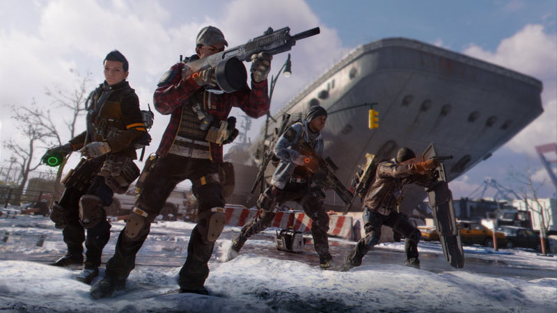 The Division's 1.8 Update Drops Tomorrow, Patch Notes Released