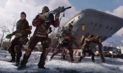 The Division - Skirmish