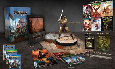 Conan Exiles Collector's Edition