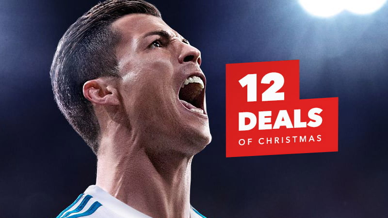 PlayStation 12 Deals of Christmas - FIFA 18