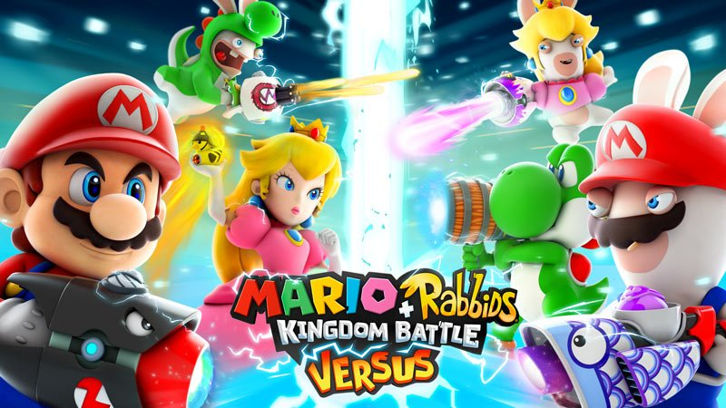 'Mario + Rabbids Kingdom Battle' (NS) Versus Mode Coming Tomorrow - Trailer