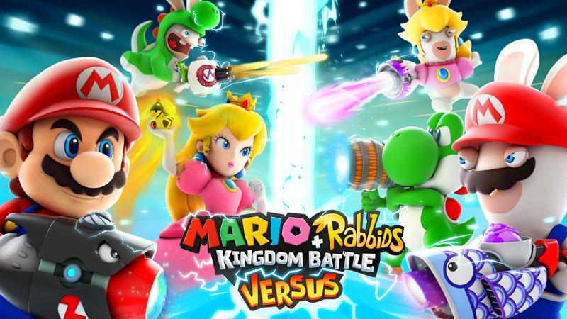 Mario + Rabbids Kingdom Battle Versus Mode