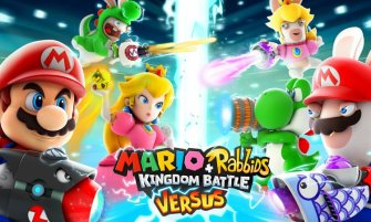 Mario + Rabbids Kingdom Battle Versus Mode