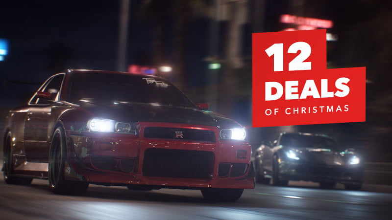PlayStation 12 deals of Christmas - Need for Speed