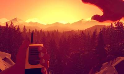 Firewatch-radio