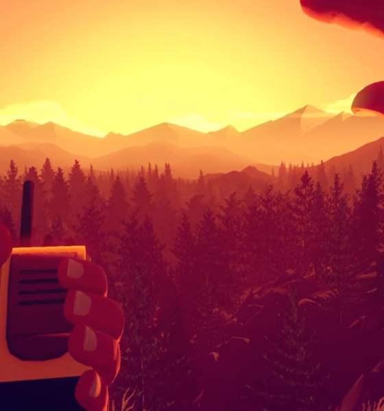 Firewatch-radio