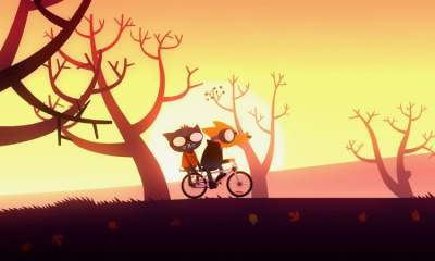 Night in the Woods Switch version