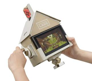 Nintendo Labo Toy-Con House