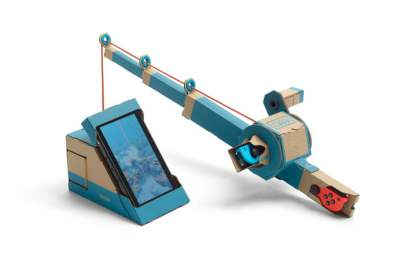 Nintendo Labo Toy-Con Fishing Rod