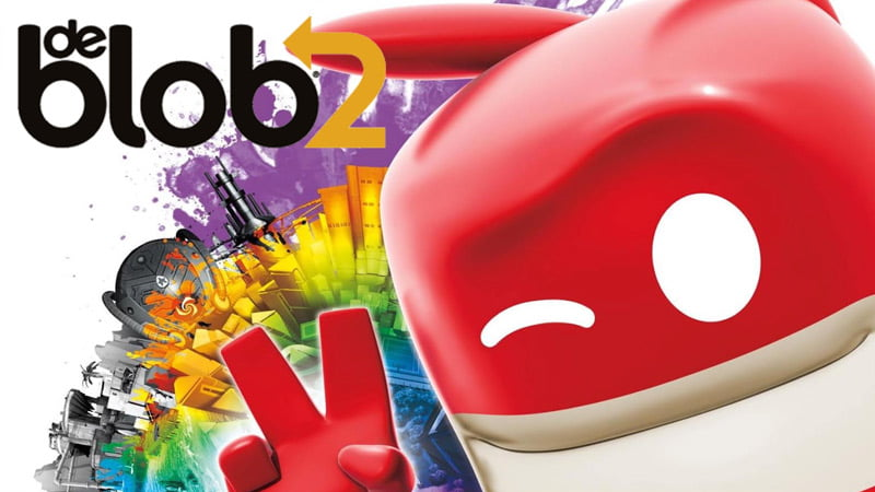 De Blob 2 Brings Even More Colour to PS4 Next Month