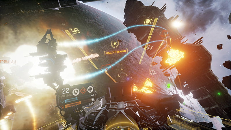 Sumo Digital acquires Eve: Valkyrie's CCP Games studio