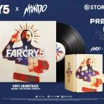 Limited edition Far Cry 5 x Mondo Edition