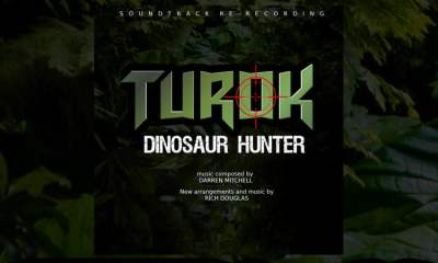 Turok Soundtrack -Rich Douglas