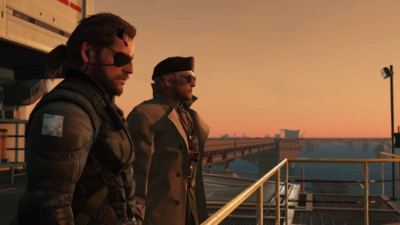 Konami apologizes for announcing nuclear disarmament (in Metal Gear Solid V )