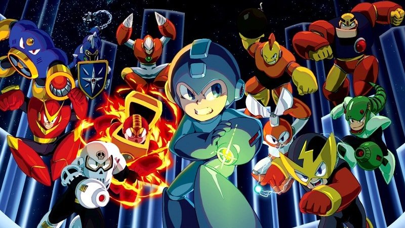 'Mega Man Legacy Collection 1 + 2' Release For Nintendo Switch In May