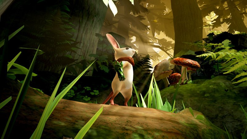 Moss is launching on PlayStation VR next week