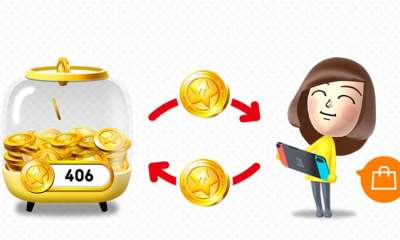 My Nintendo Gold Coins
