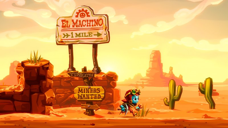 SteamWorld Dig 2 coming to 3DS, and PS4 and Switch at retail - Thumbsticks