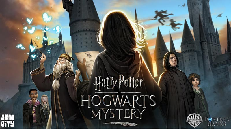 Harry Potter: Hogwarts Mystery Pre-Registration Begins