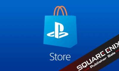 PlayStation Store Square Enix publisher sale