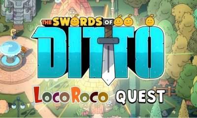 The Swords of Ditto Loco Roco