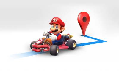 Mario Day - Google Map