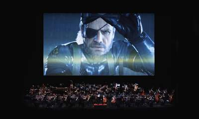 Metal Gear orchestral concert series