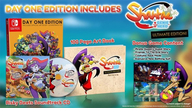 Shantae: Half-Genie Hero – Ultimate Edition