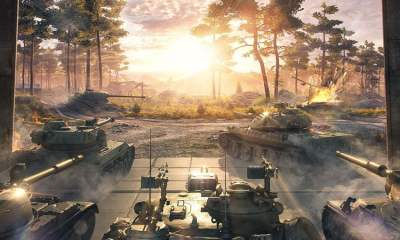 World of Tanks Update 1.0