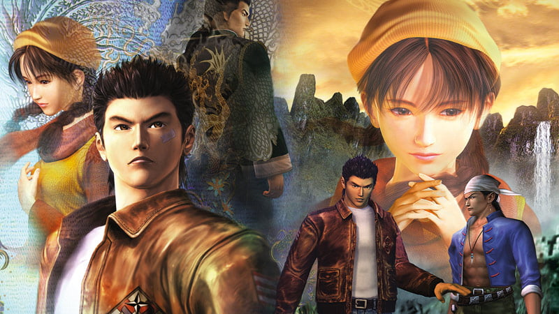 Shenmue 1 and 2 Coming to Modern Platforms