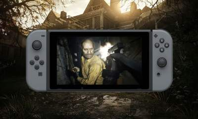 Resident Evil 7- Biohazard Cloud Version Switch