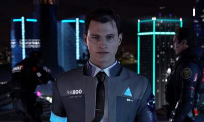 Detroit: Become Human David Cage
