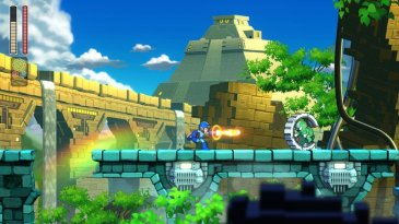 Mega Man 11 screenshot