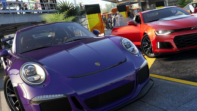The Crew 2 beta kicks off later this month
