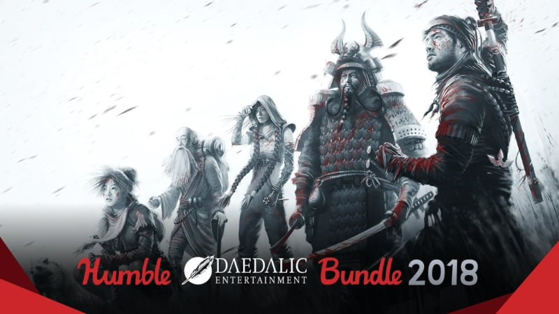 Humble Daedelic bundle 2018