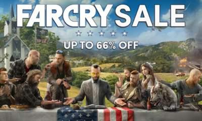 Humble Far Cry sale