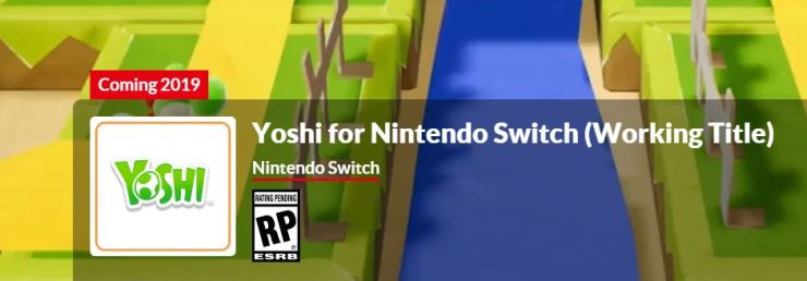 cardboard yoshi release date delayed